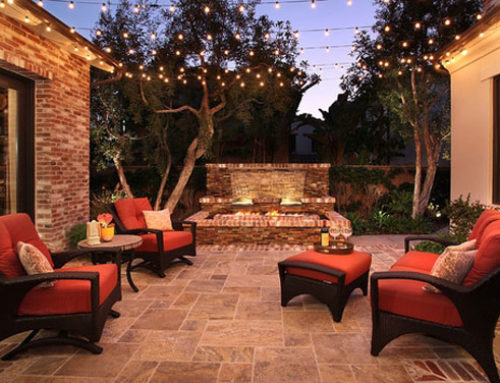 Outdoor Lighting for Warm Nights
