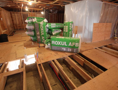 Roxul Insulation, Fire Resistant and Sound Proof
