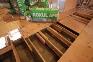 Roxul Insulation