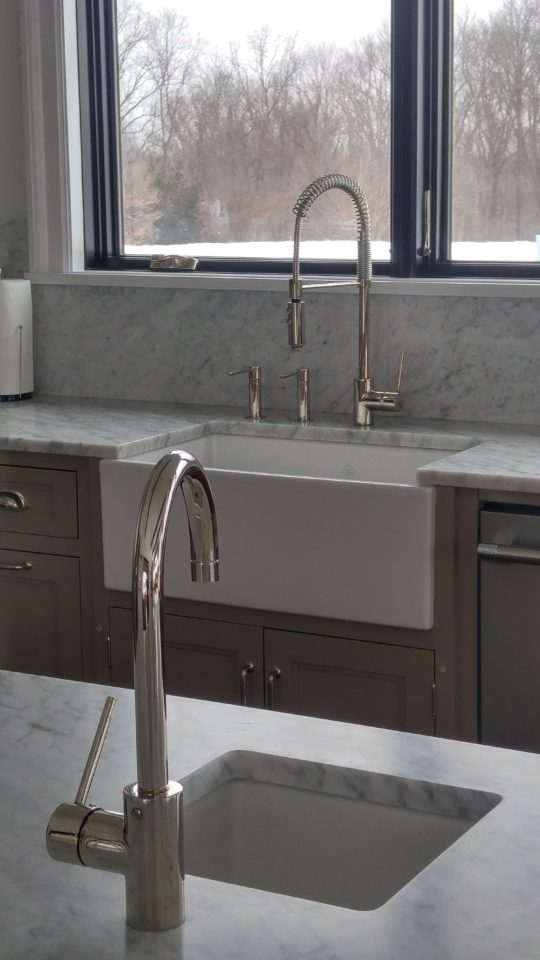 Rohl Faucets For Every Kitchen - Olson Development