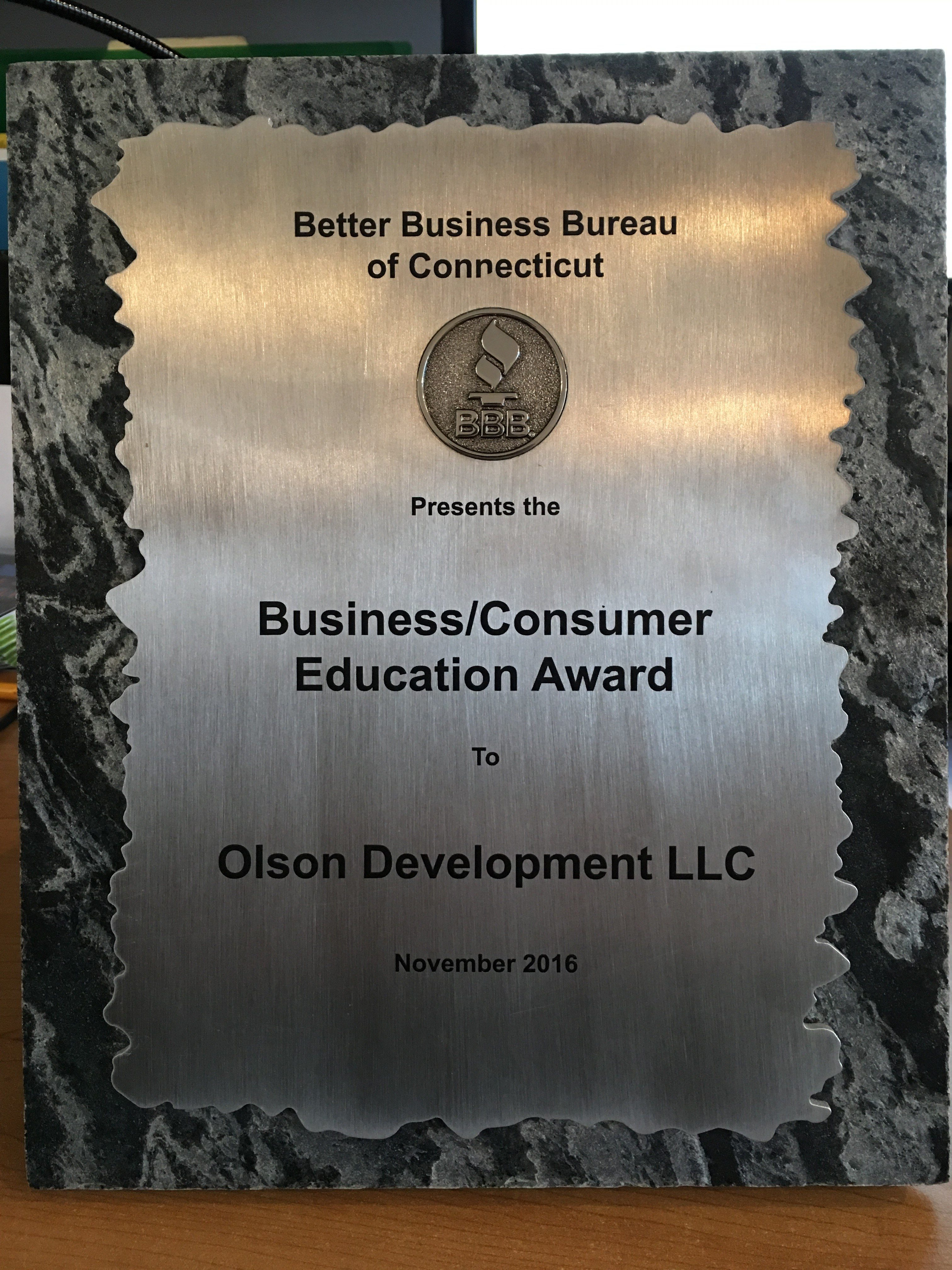 better business bureau 2 The better business bureau (bbb), established in 1912, is a non-governmental organization purposed to enhance marketplace trust.