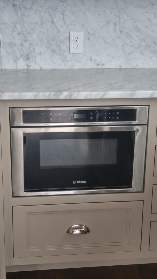 Have You Seen The New Microwave Drawer Olson Development
