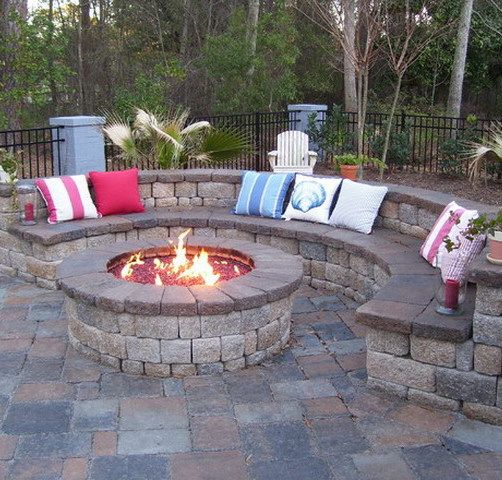 Add A Fire Pit To Your Backyard Olson Development