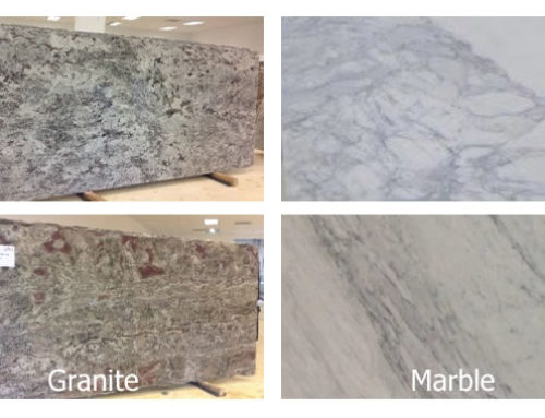 Which is better, Marble or Granite?