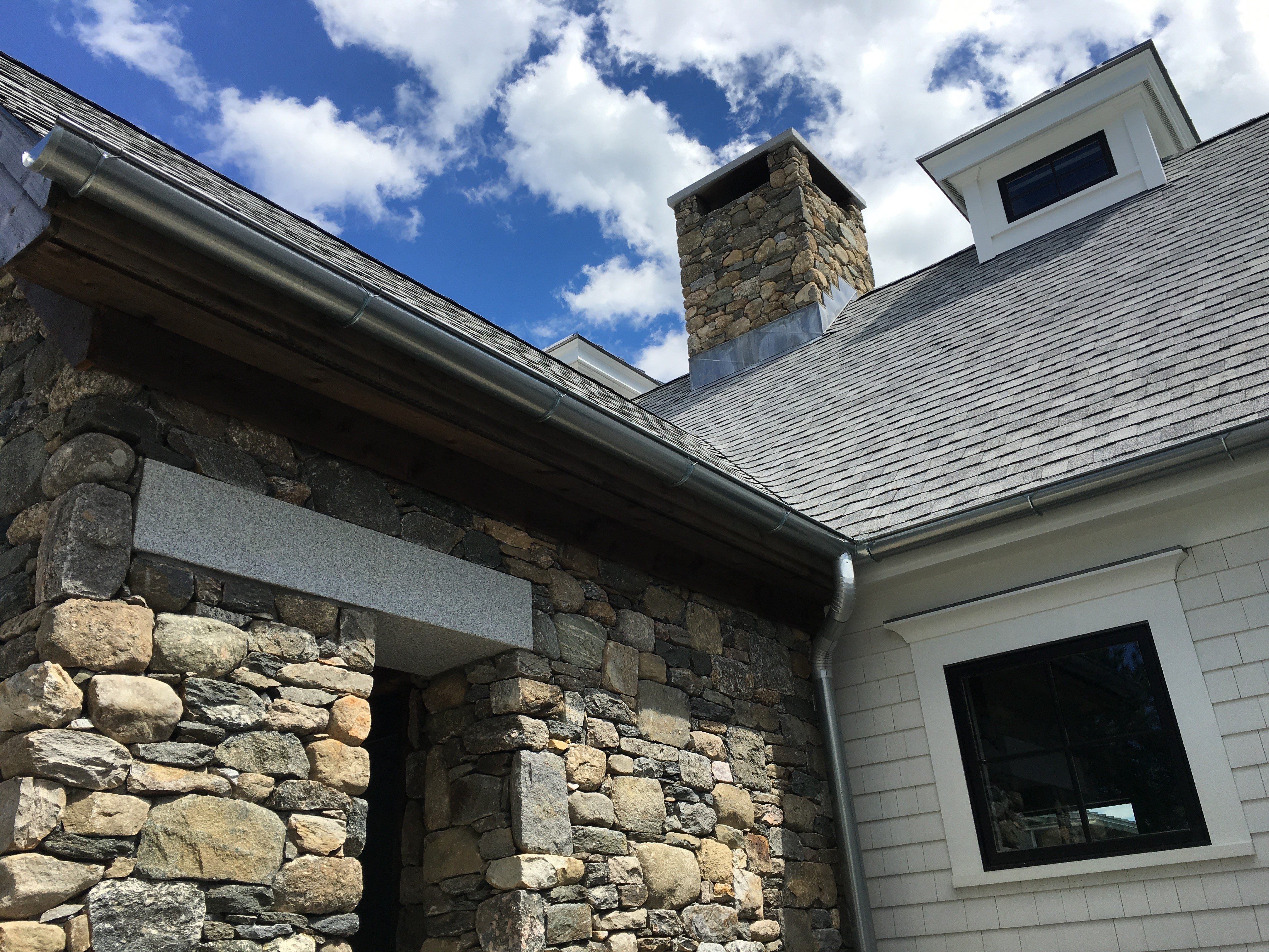 Clean Out Your Gutters For April Showers