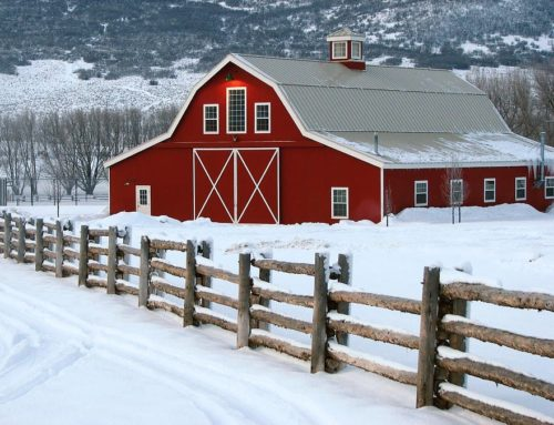 Preventing Winter Barn Fires